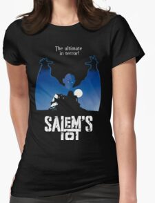 Salems Lot - Movie Poster Womens Fitted T-Shirt