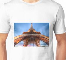 Eiffel Tower 5 Unisex T-Shirt
