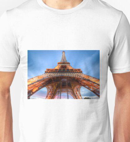Eiffel Tower 5 Unisex T-Shirt