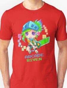 Arcade Riven League of Legends T-Shirt