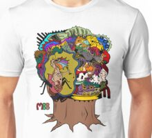 Undercovered, undiscovered Unisex T-Shirt