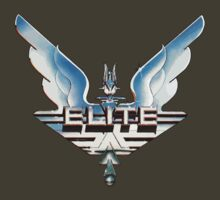 Classic Silver Elite Logo by Buleste