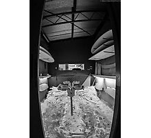 Surfboard Shaping Bay Photographic Print
