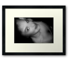 Love Everlasting Framed Print