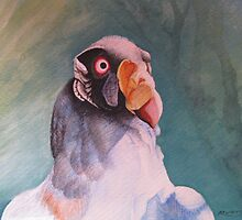 King Vulture by Treestone