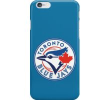 Toronto Blue Jays iPhone Case/Skin