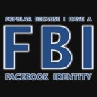 Member of the FBI by ezcreative