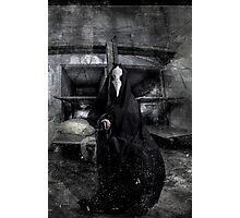 """Ego sum resurrectio"" Photographic Print"