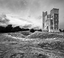 Orford Castle by Darren Burroughs