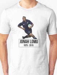 Jonah Lomu T-Shirt