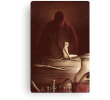 The mandrake Canvas Print