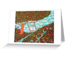 """""""Moomin Fun"""" Greeting Card"""