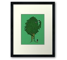 What the Bark is That? Framed Print