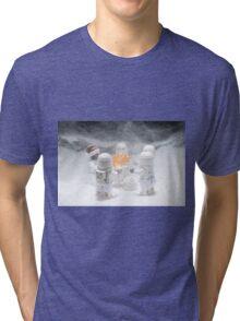 A Chill Wind Blows Tri-blend T-Shirt