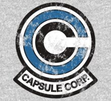Capsule corp Logo (vintage version) by karlangas