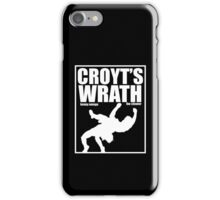 Croyt's Wrath iPhone Case/Skin