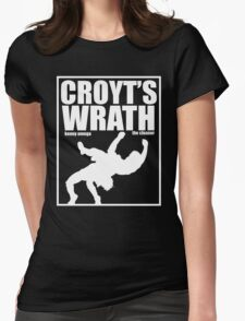 Croyt's Wrath Womens Fitted T-Shirt