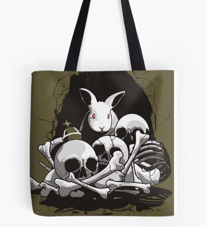 BEAST OF CAERBANNOG Tote Bag