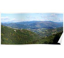 Navarre Landscape Poster