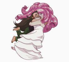 SPIN! Steven Universe: Greg and Rose Quartz Kids Tee
