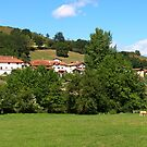 Village Panorama by photoshot44