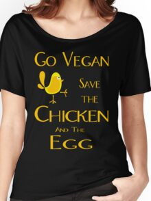 Save the Chicken and the Egg Women's Relaxed Fit T-Shirt