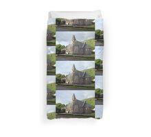 St.Modans Kirk , Benderloch , Scotland Duvet Cover