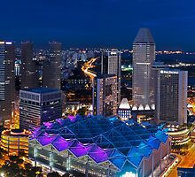 Colorful life of Singapore by Mark Lee