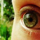 Green Eye by mindy23