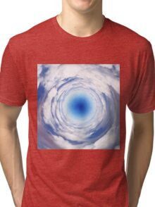 Cloud Planet Tri-blend T-Shirt