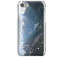Geiranger Mountains in Norway iPhone Case/Skin