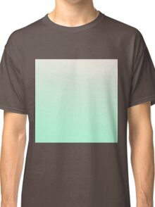 MINT CREAM - Plain Color iPhone Case and Other Prints Classic T-Shirt
