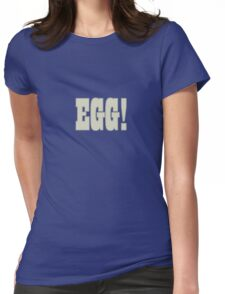 Poached, Boiled Or Fried! Womens Fitted T-Shirt