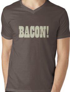 Bacon! Mens V-Neck T-Shirt