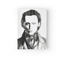 Sir Thomas Sharpe - Crimson Peak Hardcover Journal