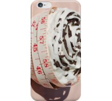 Cupcake Diet iPhone Case/Skin