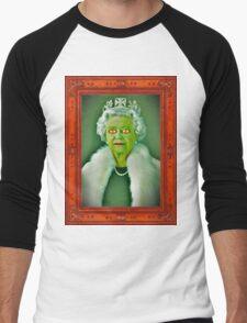 Queen of reptiles Men's Baseball ¾ T-Shirt