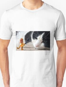 Cat-Woman Unisex T-Shirt