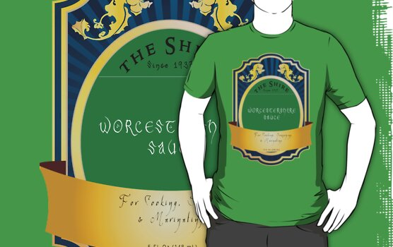 *The Shire-WorcesterShire  by GoldenRectangle