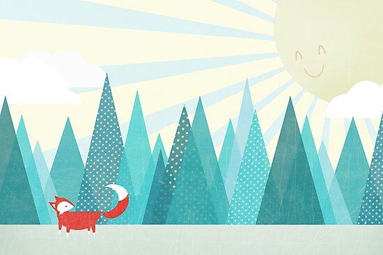 Winter's Over by Zeke Tucker