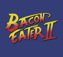 Bacon Eater II  by gorillamask