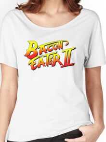 Bacon Eater II  Women's Relaxed Fit T-Shirt