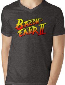 Bacon Eater II  Mens V-Neck T-Shirt