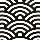 Black and white pattern by flashcompact