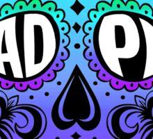 ADPI Sugar Skull Sticker