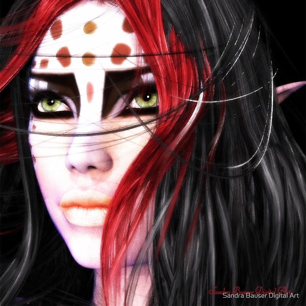 Neah by Sandra Bauser Digital Art