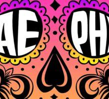 Aephi Sugar Skull Sticker