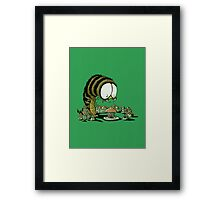 I'm Hungry Framed Print