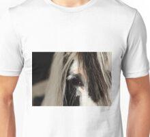 Piebald Horse Eye Unisex T-Shirt