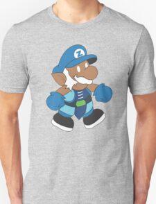 DotA 2 Zeus the Blue Mario T-Shirt